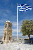 flaga Greece Obrazy Stock