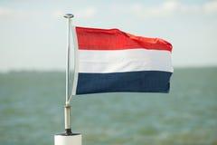 Flaga Holandie Zdjęcie Stock