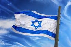 flaga Israel Obraz Royalty Free