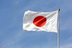 flaga Japan Obrazy Stock
