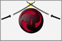 Flaga Japonia - zabawa Obraz Stock