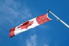 flaga kanady Fotografia Stock