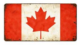 flaga kanady Obrazy Royalty Free