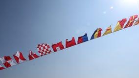 Flaga Machać zdjęcie wideo