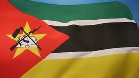 Flaga Mozambik