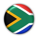 flaga na afryce ilustracji