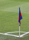 flaga narożnikowa przestrzeń Obrazy Stock