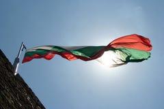 flaga niebo Zdjęcia Stock
