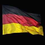 flaga Niemiec Obraz Royalty Free