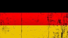 flaga Niemiec Patriotyczny stary grunge rocznika tekstury t?o elementy projektu podobie?stwo ilustracyjny wektora ilustracja wektor