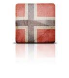 flaga Norway Fotografia Stock