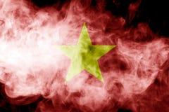 Flaga państowowa Wietnam obraz royalty free
