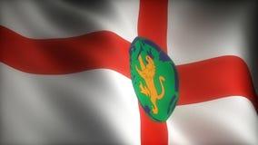 Flaga pa?stowowa Alderney
