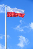 flaga shine Obrazy Stock