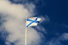 Flaga St Andrew Fotografia Stock