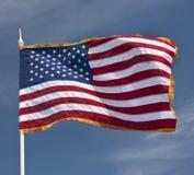 Flaga Stany Zjednoczone Ameryka Zdjęcie Royalty Free
