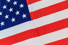 Flaga Stany Zjednoczone Ameryka Fotografia Royalty Free