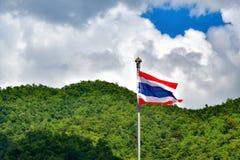 flaga Thailand Fotografia Stock