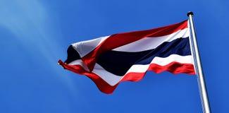 flaga Thailand Zdjęcia Royalty Free