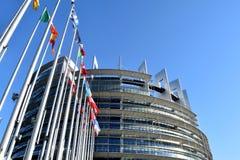 Flaga UE stanów symbol zjednoczenie 09 Obrazy Stock