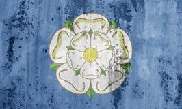 Flaga Yorkshire Obraz Stock