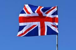 Flaga Zjednoczone Królestwo, Union Jack - Obrazy Royalty Free