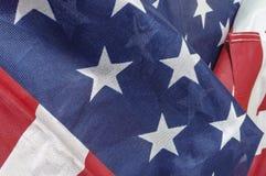 Flaga Zlany stan Ameryka fotografia stock