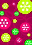 flagar retro vektor illustrationer