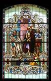 Flagellation Христоса Стоковые Изображения