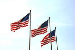 flagga Arkivbild