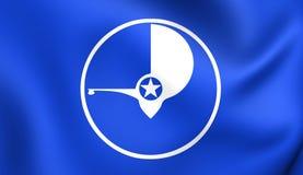Flagga av yapen vektor illustrationer
