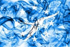 Flagga för Corpus Christistadsrök, Texas State, Amerikas förenta stater vektor illustrationer