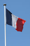 flagga france Royaltyfria Bilder