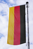 flagga germany Arkivbild