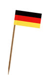 flagga germany Arkivfoton