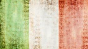 flagga italy arkivfoton