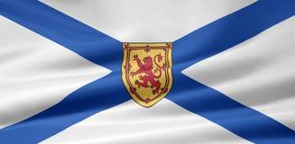 flagga Nova Scotia Royaltyfria Foton