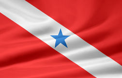 flagga para Arkivfoton