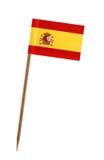 flagga spain Arkivfoto