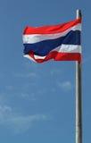 flagga thailand Arkivfoton