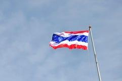 flagga thailand Royaltyfri Fotografi