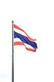 flagga thailand Arkivbild