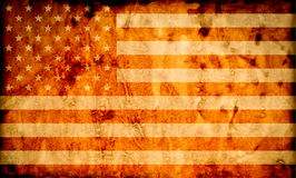 Flagga United States Of America Royaltyfria Bilder