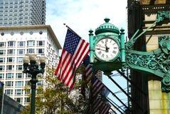 flagga USA arkivfoto