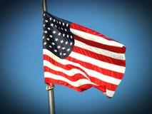 flagga USA Arkivfoton