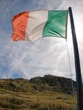 flaggaitalienarevåg Royaltyfria Foton