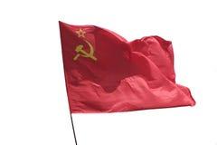 Flaggan Fotografering för Bildbyråer