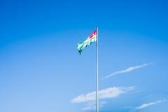 Flaggan av Abchazien Royaltyfria Foton