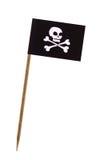 Flaggan av piratkopierar Royaltyfria Foton