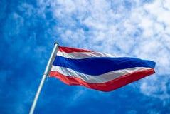 flagganational thailand Arkivfoton
